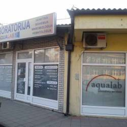 Aqualab Plus, Loznica